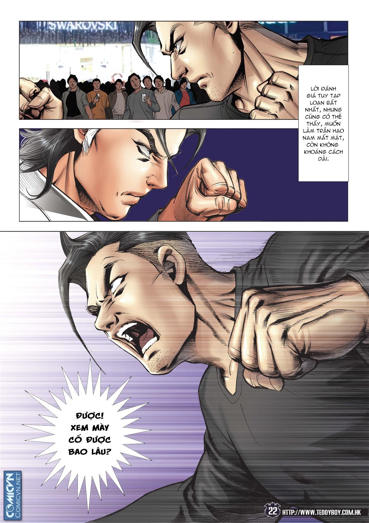 Người Trong Giang Hồ chapter 2093: nó là tay trong trang 21