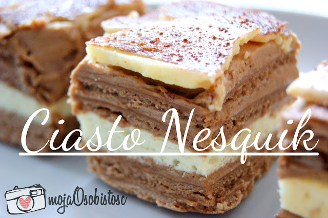 ciasto Nesquik