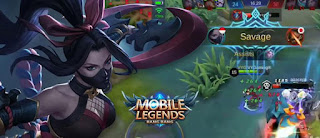 Build Item Hanabi (Embelm, Ability, Gear, Skills) Hero Baru Mobile Legends