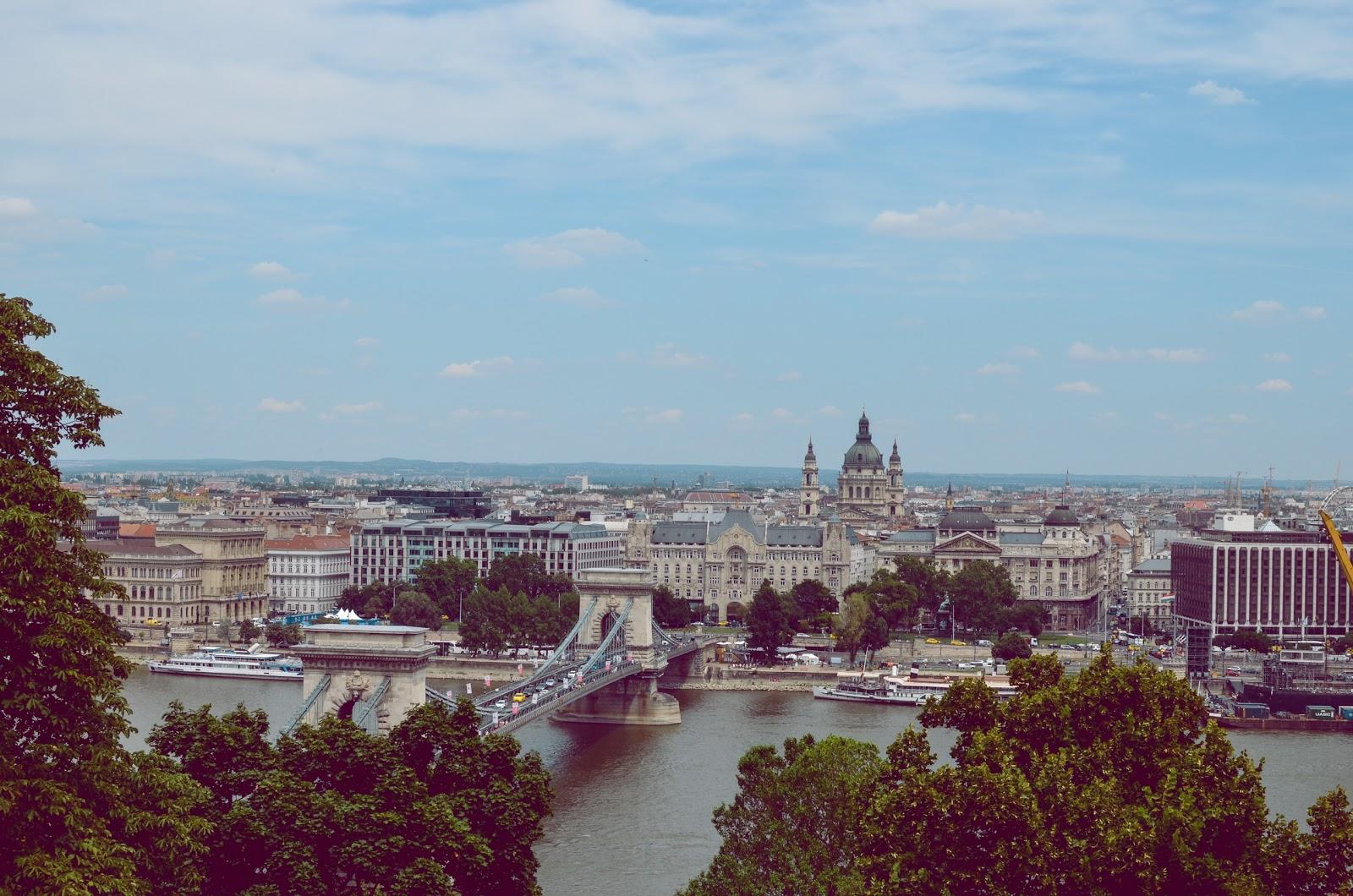 5 Nights in Budapest