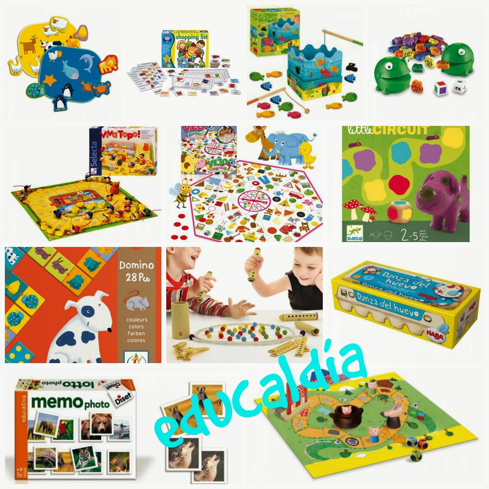Valor Educativo De Los Juegos De Mesa Blogs De Madres Y Bebes