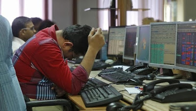Key Indian equity indices trade in red
