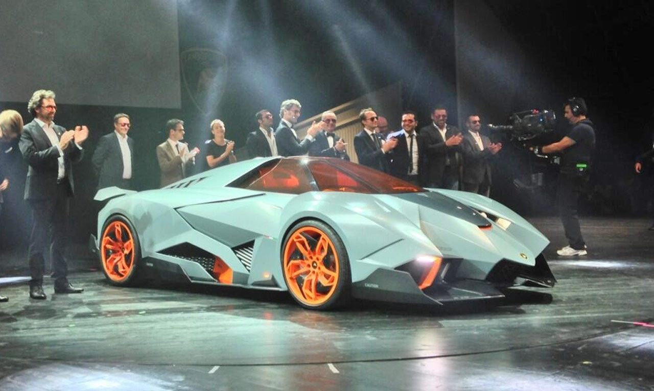 Cars Show New 2013 2014 In The World New Lamborghini Egoista 2013