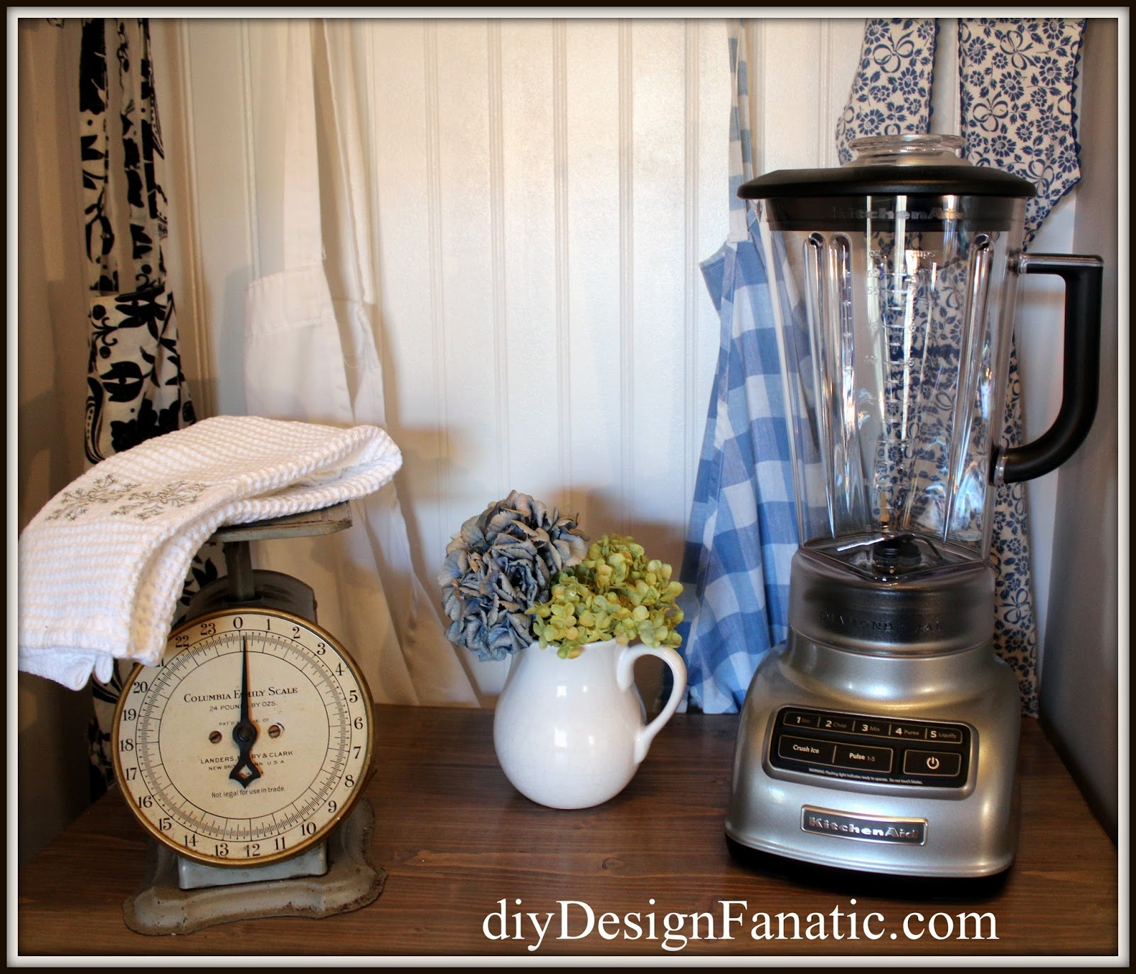 cottage, cottage style, cottage kitchen, kitchen reno, farmhouse, farmhouse style, farmhouse kitchen, Vintage Style Pantry, kitchen cart, reclaimed wood, coat rack, pantry storage