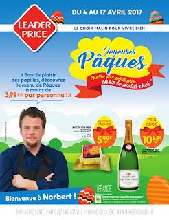 Catalogue Leader Price 04 au 17 Avril 2017