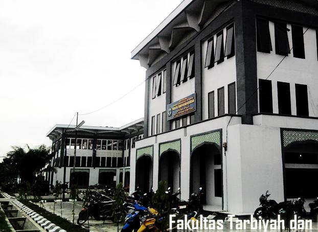 Fakultas Tarbiyah & Keguruan  uin suska riau