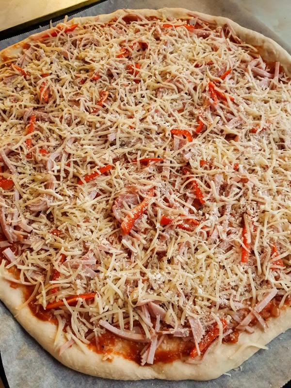 Pizzapohja Rahka