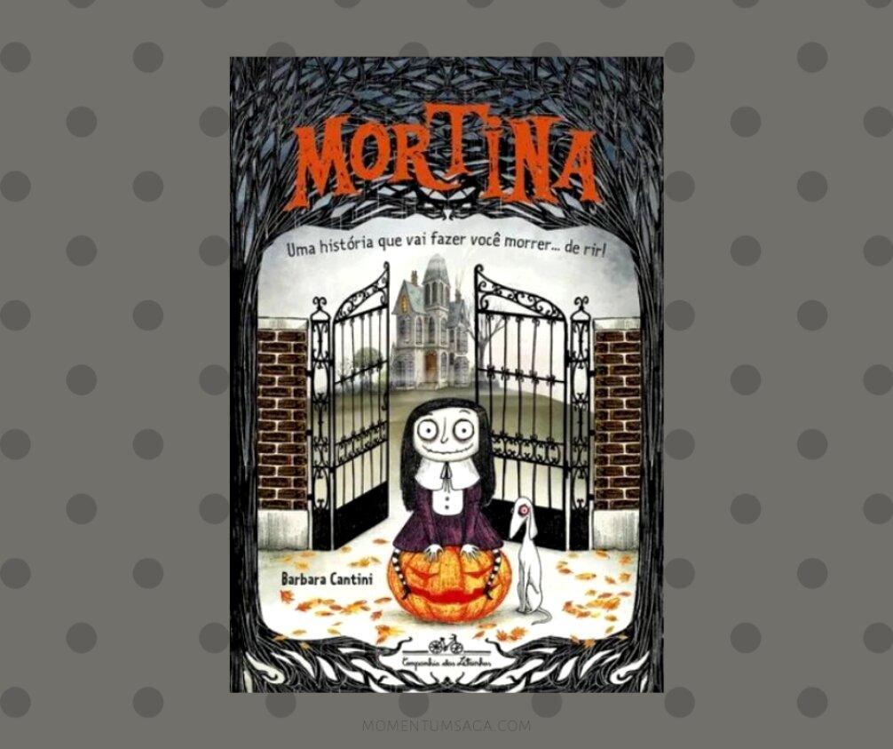 Resenha: Mortina, de Barbara Cantini