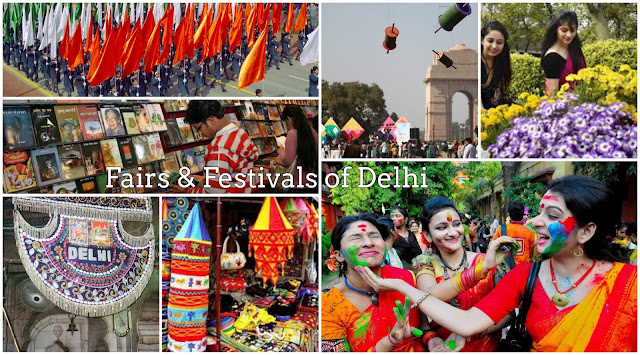 Fairs & Festivals of Delhi