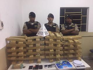 site policia mg - PM aprende jovens traficantes em Ribeirão das Neves MG