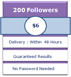 200 free twitch followers