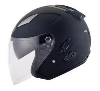 Harga Helm KYT Plain Matt Black