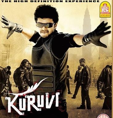 Kuruvi (2008) Hindi Dubbed BRRip 480p 400mb