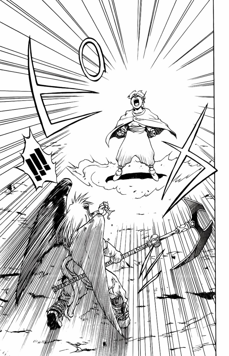 Dragon Quest: Emblem of Roto chapter 30 trang 34