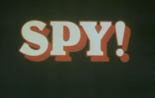 Screenshot from Spy! Episode 2 - Camp 020 - BBC - 1980