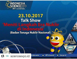 Partisipasi KOMMUN Jakarta dan KOMMUN Tangsel di Indonesia Science Expo