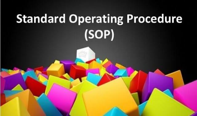 Pengertian Standar Operasional Prosedur