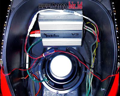 Ukuran Bagasi Motor Yang Gede Supaya Suaranya Nge Bass