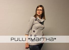 nähen | Kragenpulli Martha