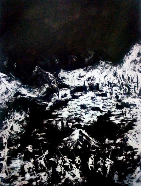 Lukisan I Gede Arya Sucitra-teraSeni.com