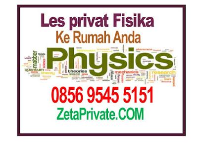 guru les privat fisika smp di jakarta selatan