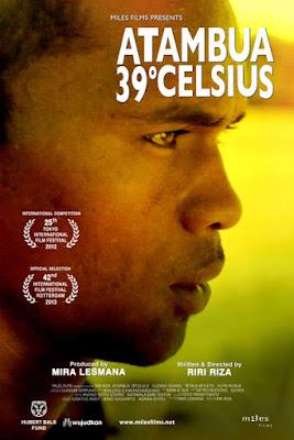 Poster Film Atambua 39 Derajat Celcius