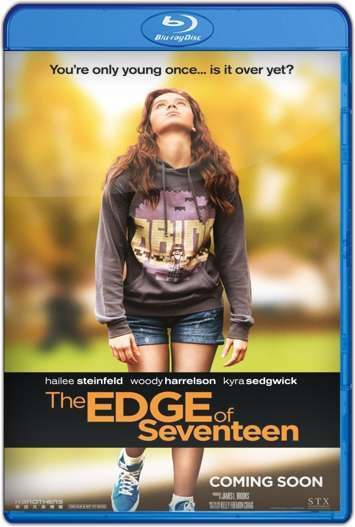 The Edge of Seventeen (2016) HD 1080p y 720p Latino
