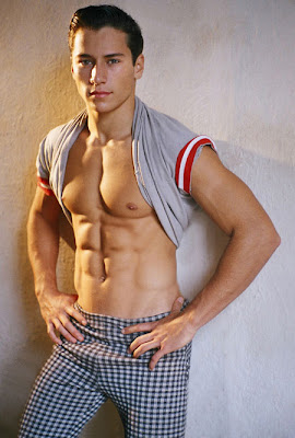 Hot Brazilian Male Model Renato Ferreira