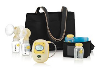 Introducing Medela Recycles + Medela Freestyle Giveaway
