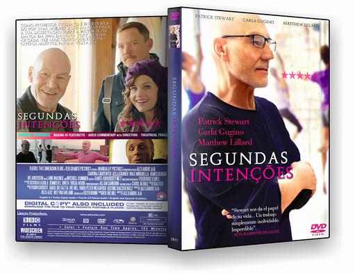 DVD-R Segundas Intencoes 2017  – OFICIAL