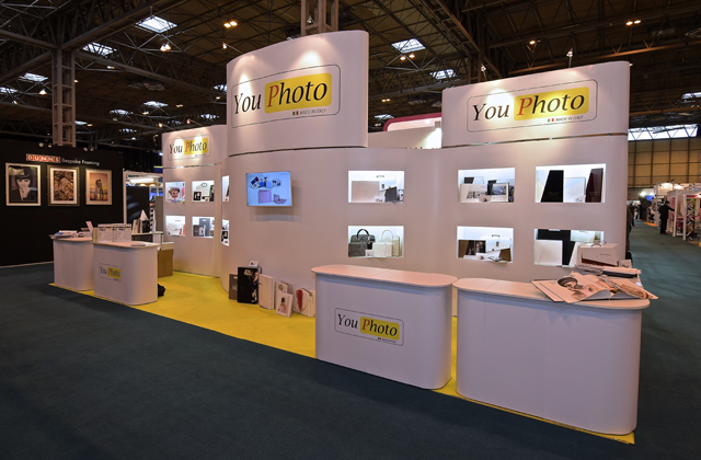 Exhibition Stand Options : Insta exhibition: how to showcase products in a better way in your