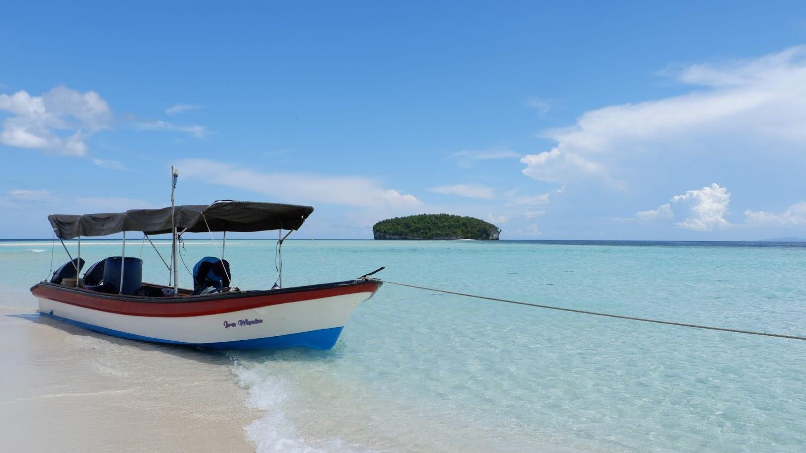 boat to pasir timbul