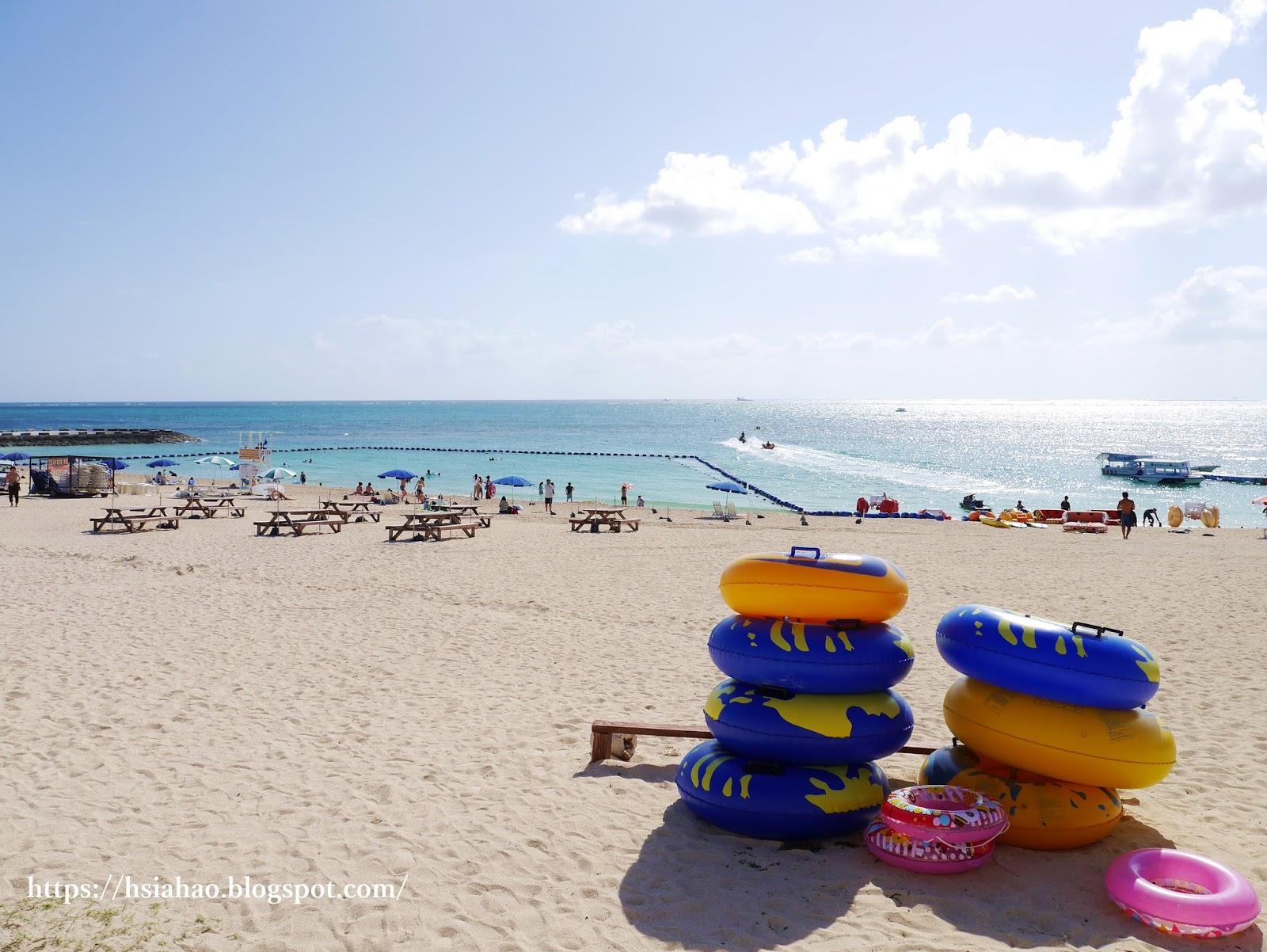 沖繩-景點-推薦-殘波岬-殘波海灘-残波ビーチ-自由行-旅遊-Okinawa-Zanpa-Beach
