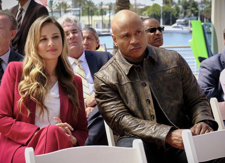 NCIS: Los Angeles - Episode 11.07 - Concours D'Elegance - Promo, 2 Sneak Peeks, Promotional Photos + Press Release