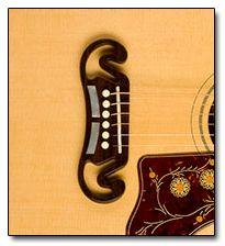 Puente de las Guitarras Acústicas Gibson Jumbo