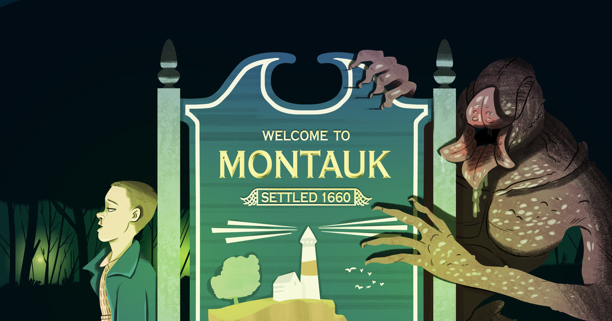 Philadelphia In The Fall Wallpaper Twilight Language Montauk Project Montauk Monster And