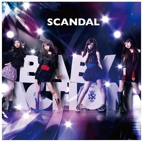 SCANDAL 3rd album