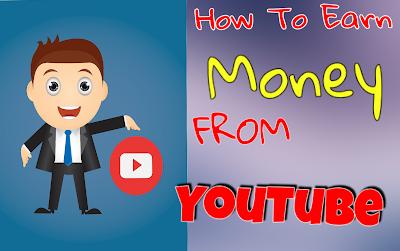 YouTube से पैसे कैसे कमाए ? | How To Earn Money From YouTube In Hindi