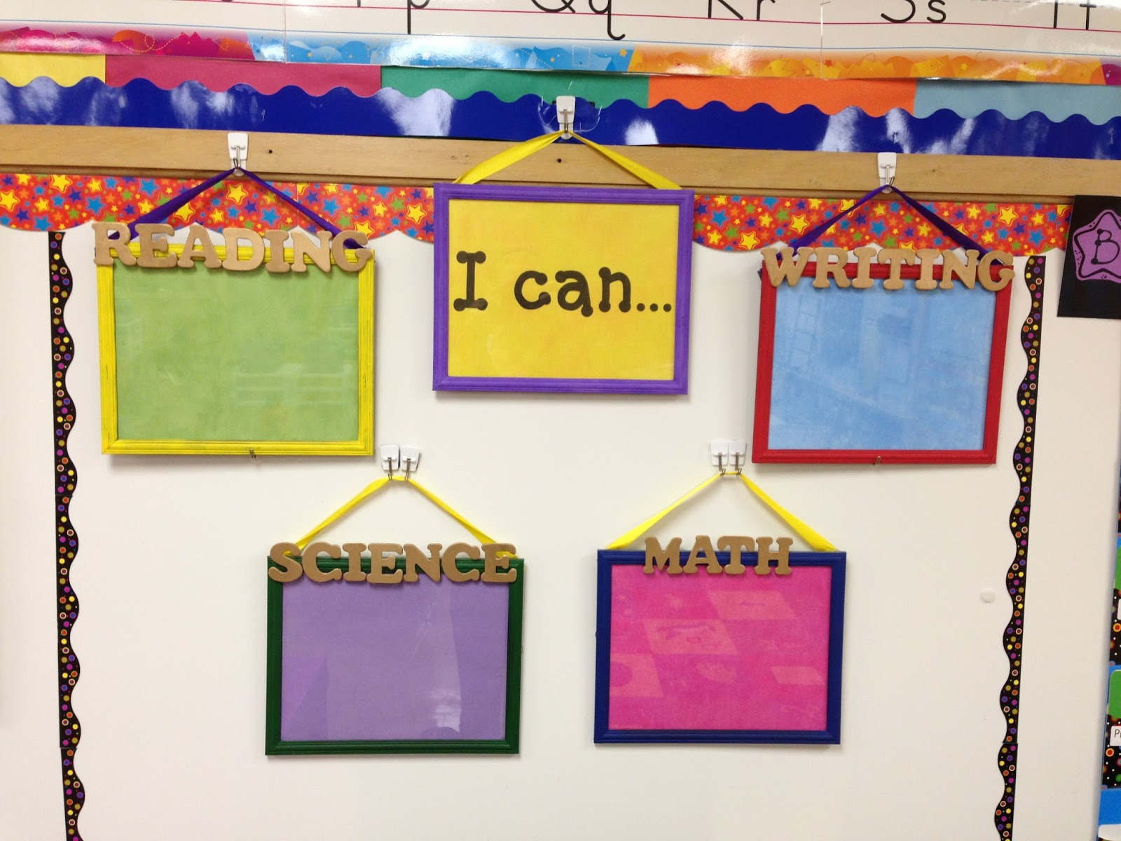 A Spoonful Of Learning Classroom Setup Has Begun