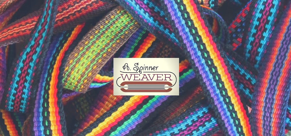 ASpinnerWeaver: Inkle Weaving Books, New and Old