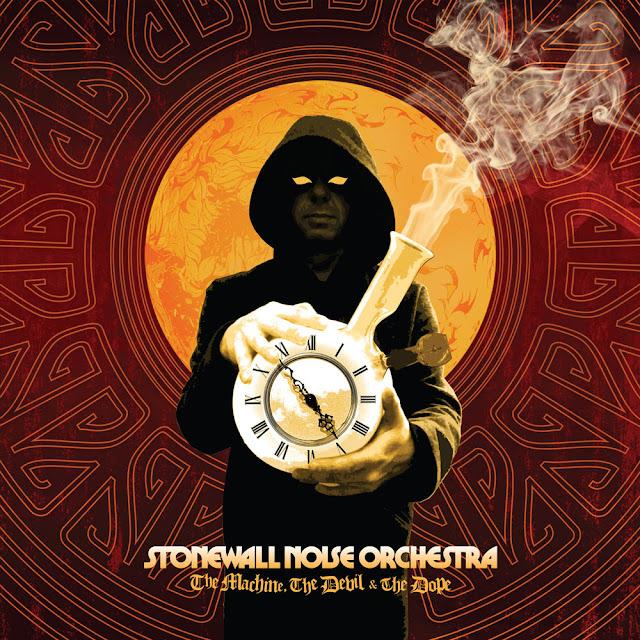 """Κυκλοφόρησε προ ημερών ο δίσκος των Stonewall Noise Orchestra """"The Machine, The Devil & The Dope"""""""