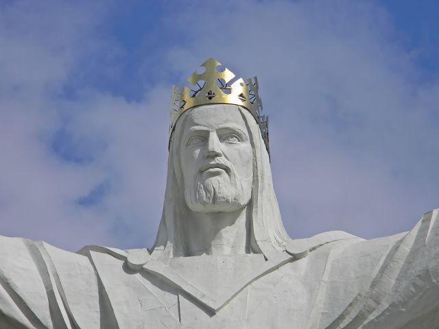 król, Chrystus, Świebodzin, lubuskie
