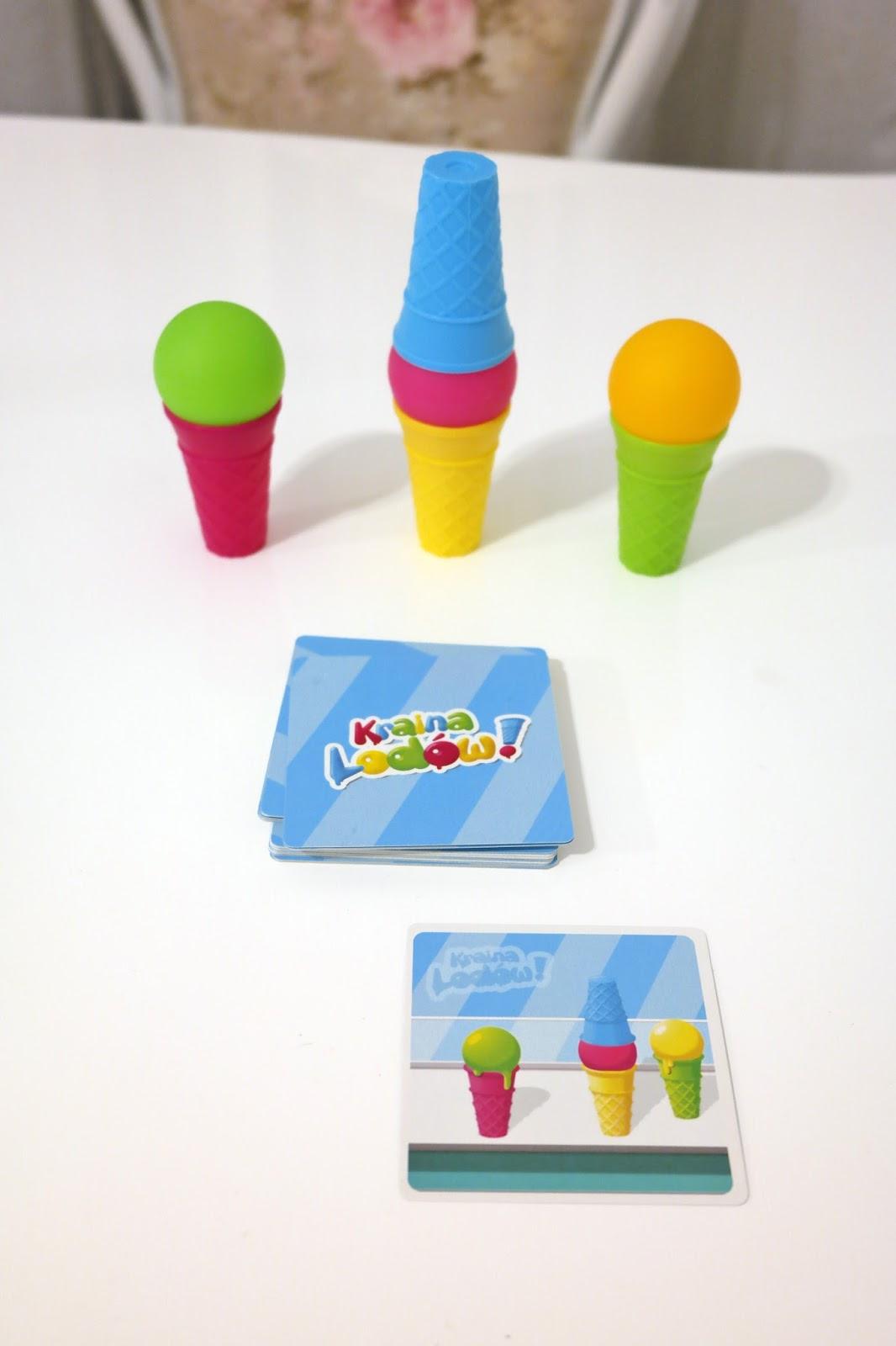 lodziarnia gra dla dzieci
