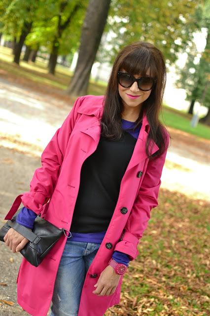 PREKVAPENIE, AKÉ MA ČAKALO NA TRHOCH_Katharine-fashion is beautiful_Ružový trenčkot_Katarína Jakubčová_Fashion blogger