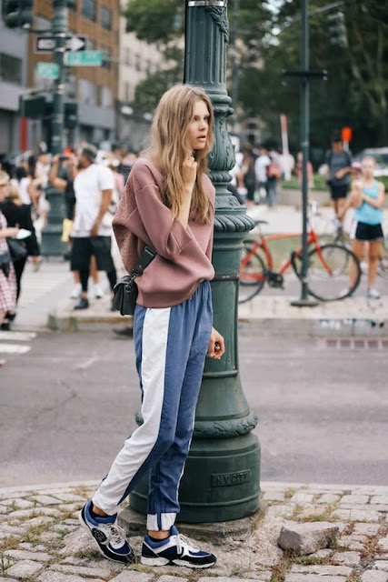 Street Style Gym Look