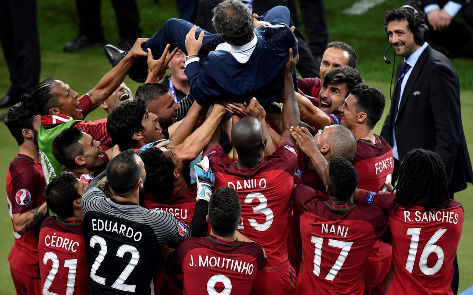 PORTUGAL VS FRANCE 3