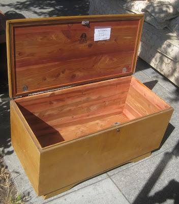 Uhuru Furniture Amp Collectibles Sold 1940s Lane Cedar