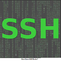 How Does SSH Works For Free Internet