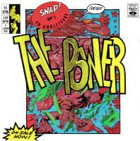 Snap!, The Power, 1990. Portada del single. Muestra una viñeta de comic y el texto