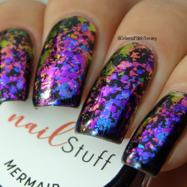 Mermaid Nail Flakes from NailStuff.ca